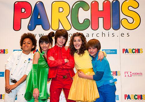 Parchis 2011