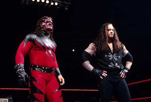 Undertaker and Keane