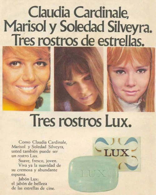 Marisol Claudia Cardinale Lux