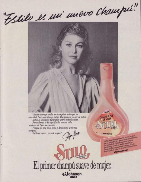 Marisol Publicidad Stilo