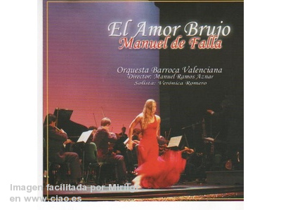 Veronica Romero El Amor Brujo
