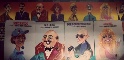 El Detector de Mentiras Mattel Cartas