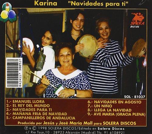 Vilancicos Karina 02