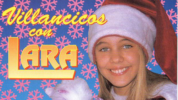'Villancicos con Lara': Navidades con la niña del Telecupón