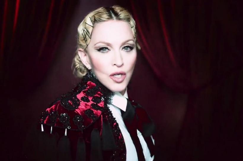 Un Locomía dice que Madonna le plagia en su nuevo videoclip