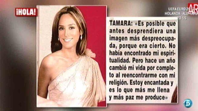 tamara-falco-religion