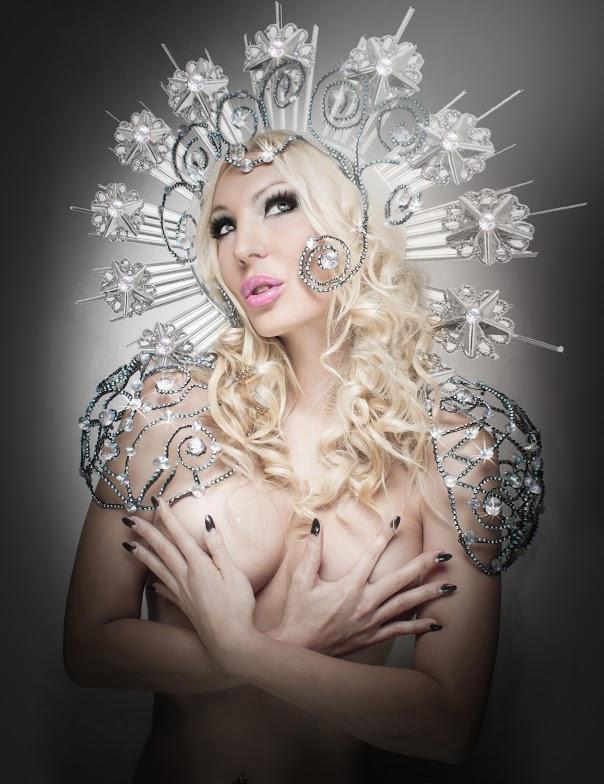 Christina Rapado Madonna