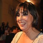 María Barranco canta 'Groenlandia' en el Festival de Málaga, pero sin saberse la letra