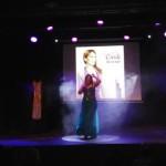 Anabel Conde rememora los 20 años del 'Vuelve conmigo' en un concierto