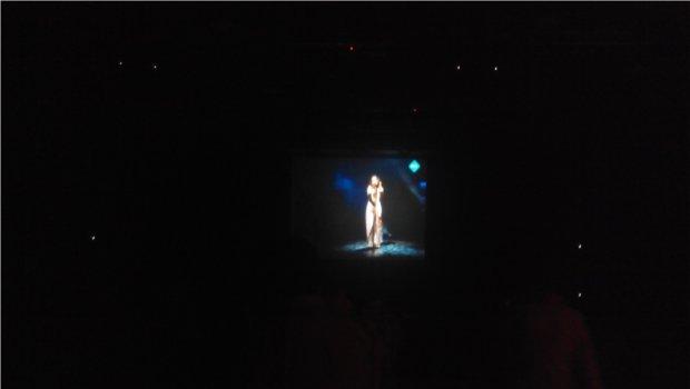 Anabel Conde Fiesta Eurovision
