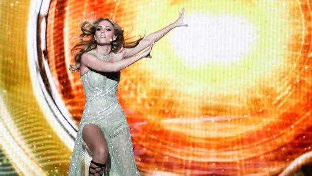 Edurne Eurovision 2015 Spain