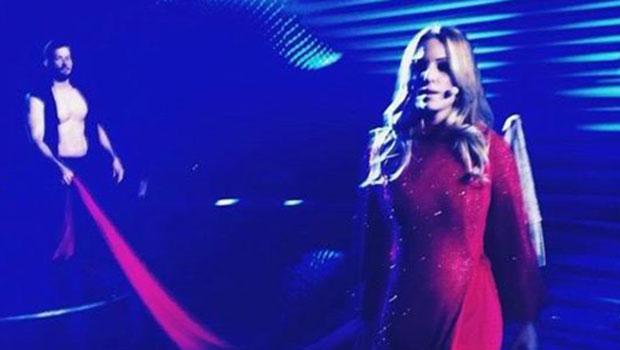 Edurne tendrá momento ¡rasss! en la puesta en escena de Eurovisión 2015