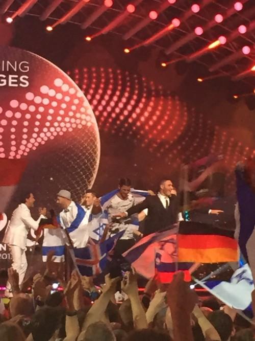 Porque tú también quieres que los bailarines te enseñen Tel Aviv