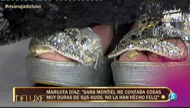 Marujita Diaz Pies