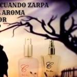 'Cuando zarpa el aroma del amor', la colonia de Camela