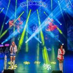 Abborn: el grupo tributo de ABBA made in Eslovaquia