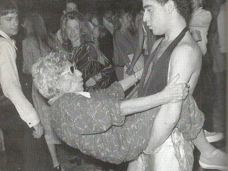 Disco Sally John Touzos