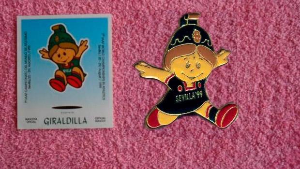 Giraldillo-Mascota-Mundiales-Sevilla