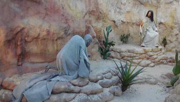 Museo-de-Cera-Vida-de-Cristo-Fatima-Satanas