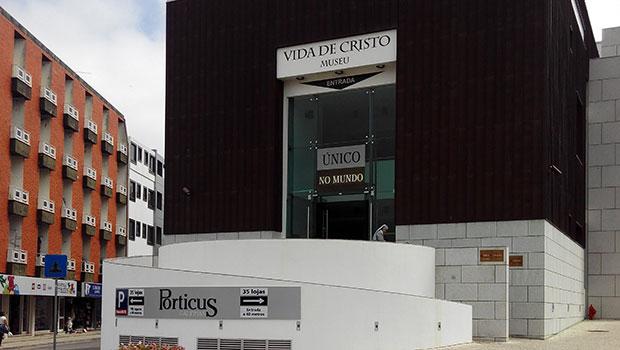 Museo-de-cera-Vida-de-Cristo-en-Fatima