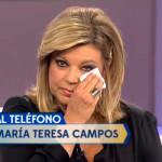 María Teresa y Terelu: dos lloronas en 'Qué tiempo tan feliz'