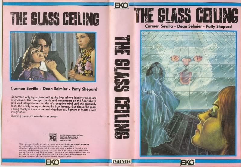 El Techo de Cristal VHS DVD