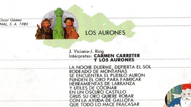 Los-Aurones-Disco