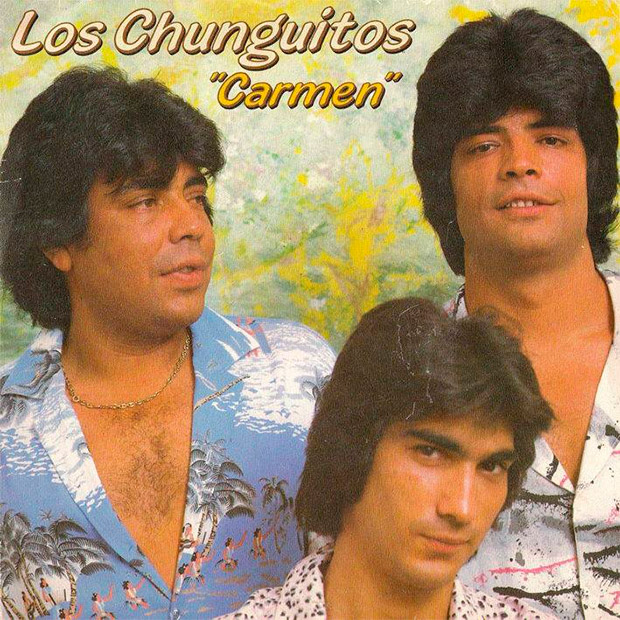 Los-Chunguitos-Carmen-Disco