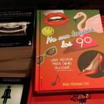 Primer booktráiler de 'No me toques los 90'