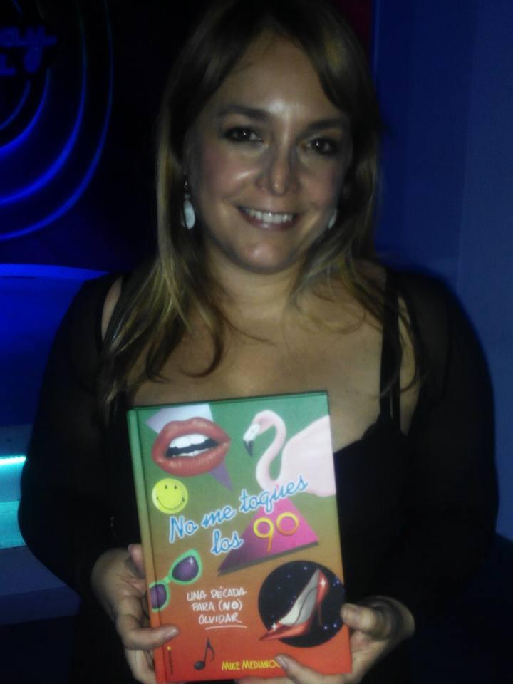 Anabel Conde No Me Toques Los 90