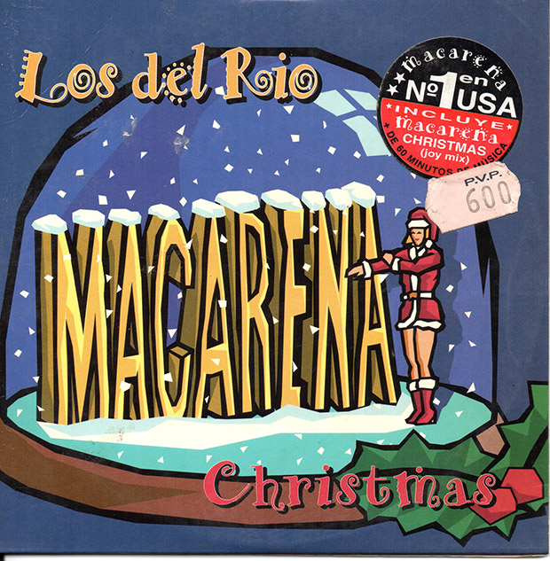 Macarena-Christmas-Single