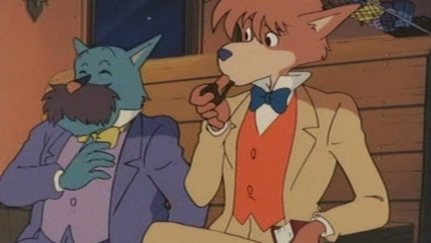 sherlock holmes dibujos animados 03