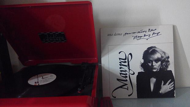 Mayra Gómez Kemp: el disco de 'Una dama'