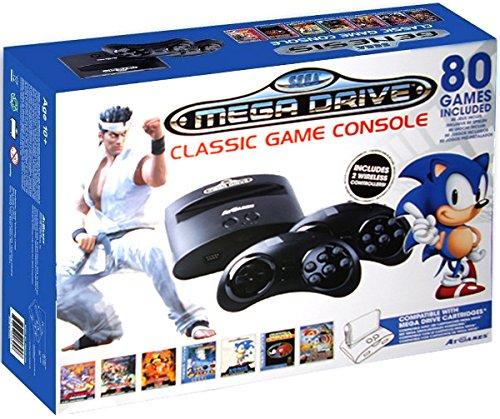Mega Drive ha vuelto y no en forma de chapa