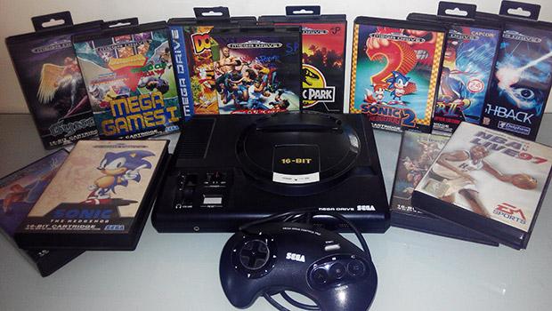 Oda a la Mega Drive en su regreso a las tiendas