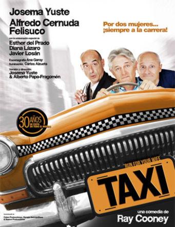 taxi josema yuste