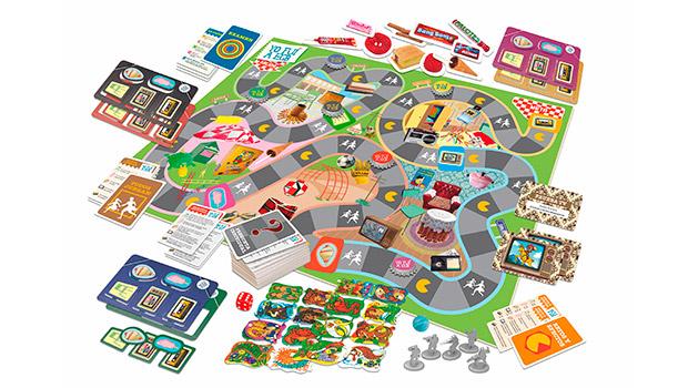 Juegos de mesa que recopilan otros juegos de mesa for Cazafantasmas juego de mesa