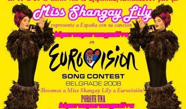 shangay lily eurovision