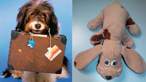 Tristón y Pippín, los perros depresivos de los anuncios de los 80