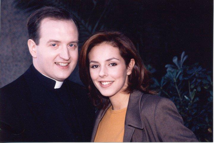 Rocio Carrasco Padre Apeles