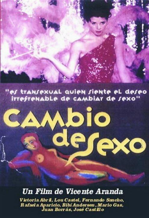 cambio de sexo 1977 cartel