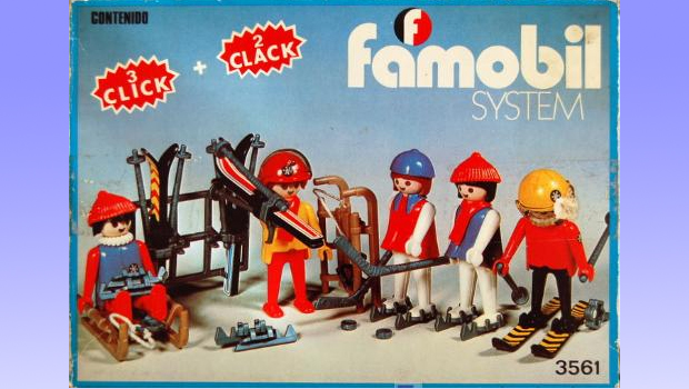 Famobil, la marca original de Playmobil que acabó siendo la de su imitación