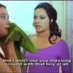 'El asesino no está solo', la película de terror de Lola Flores y Teresa Rabal