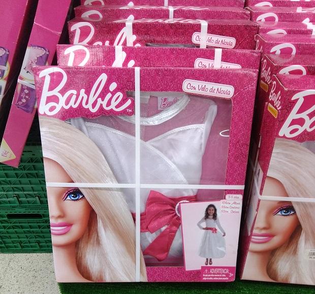 barbie-disfraz-de-novia