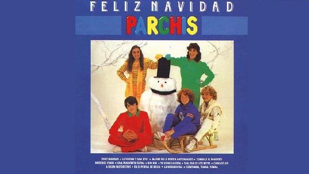 Los Villancicos de Parchís, un disco con portal de Belén incluido