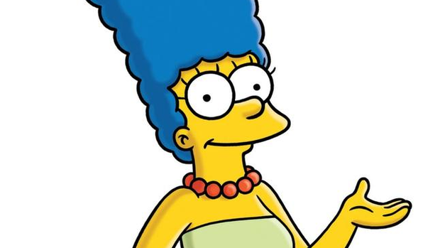marge-simpson-retrato