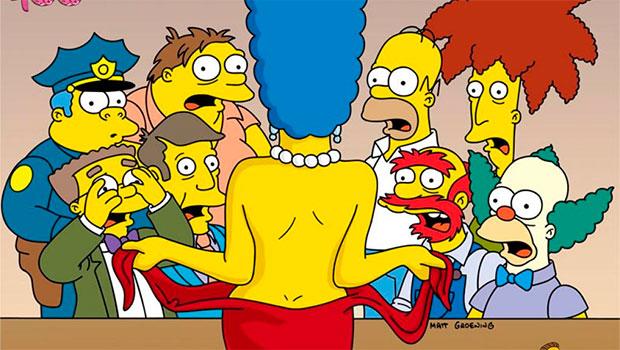 Ser como Marge Simpson es fácil si sabes cómo