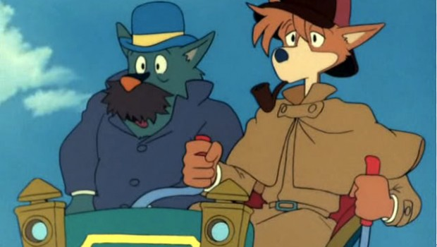 Sherlock Holmes, menos mal que no te bautizaron como Perro Holmes