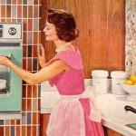 9 amas de casa según la publicidad de los 90