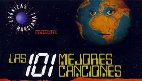 cronicas marcianas disco